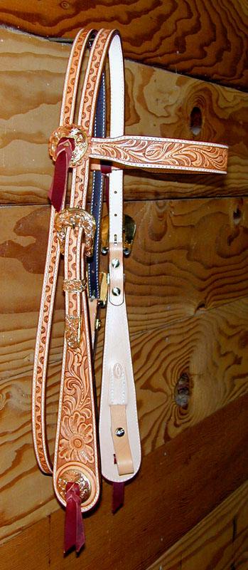 Buckaroo Cowboy Headstalls