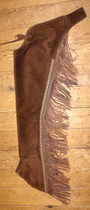 Hand Made Show Chaps Black Horse Leatherworks Amp Saddlery