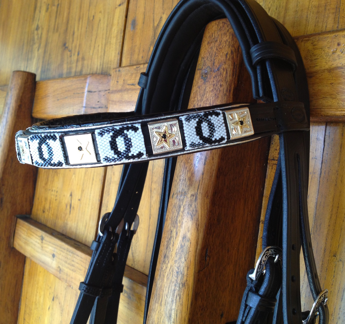 Dressage Headstalls & Bridles Snaffle or Double